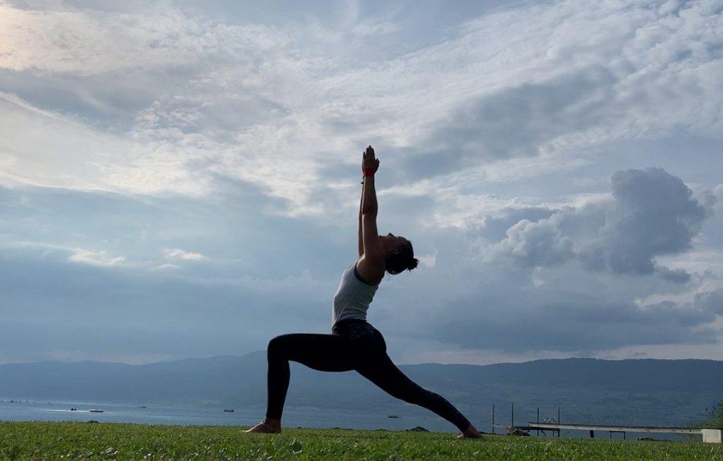 yoga aux lacustres