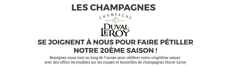 champagne aux lacustres